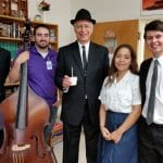 """""""Peter, Paul and Mary"""" during History Day 2015"""