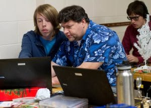 EMS Students Earn College Credit With Robotics Classes