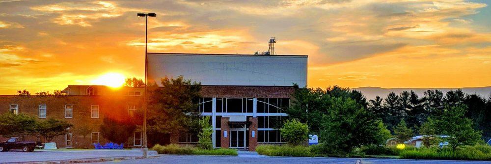 auditorium exterior