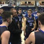 Boys basketball state semi final 2019
