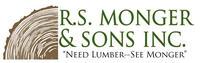 Monger lumber logo