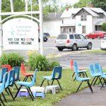 Community Mennonite Preschool clean up