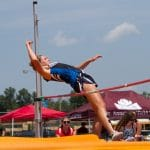 High jump, Track and Field