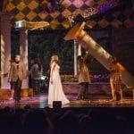 CU Opera production of Poppea.  (Photo by Glenn Asakawa/University of Colorado)