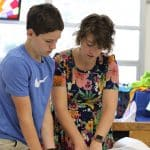 Family Consumer Science sewing