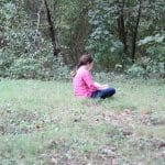 Quiet time in nature for Spiritual Renewal Week Sabbath practices