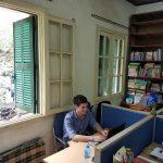 Caleb Schrock-Hurst in Vietnam