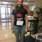"""""""Medicare Monday"""" during Spirit Week saw many students in boots and using crutches. Those with Canadian roots had their own take on the day."""
