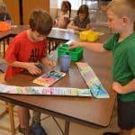 Second grade artists, auction 2019
