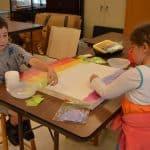 Kindergarten artists 2019