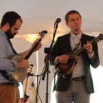 Seth Crissman and Greg Yoder, The Walking Roots Band