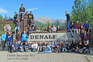 Discovery 2011