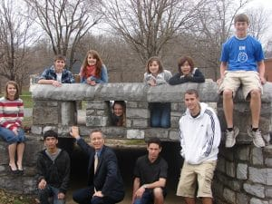Elwood Yoder's Neighbor Group, 2009-2010