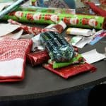 We Serve and National Honor Society Christmas stocking project
