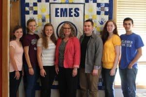 EMES turns 10, 2014-15