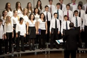 Homecoming Concert 2013-14