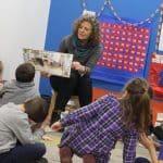 New Kindergarten room, 2020