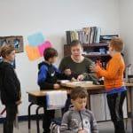 New third grade room, 2020