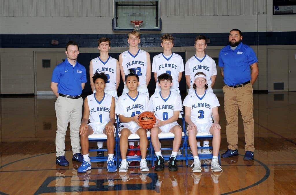 JV Boys Basketball 19-20
