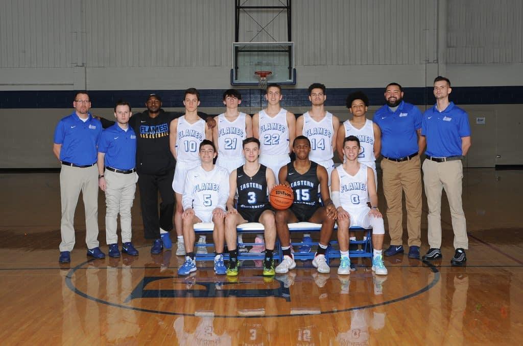 V Boys Basketball 19-20