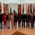 EMS at Model UN 2020