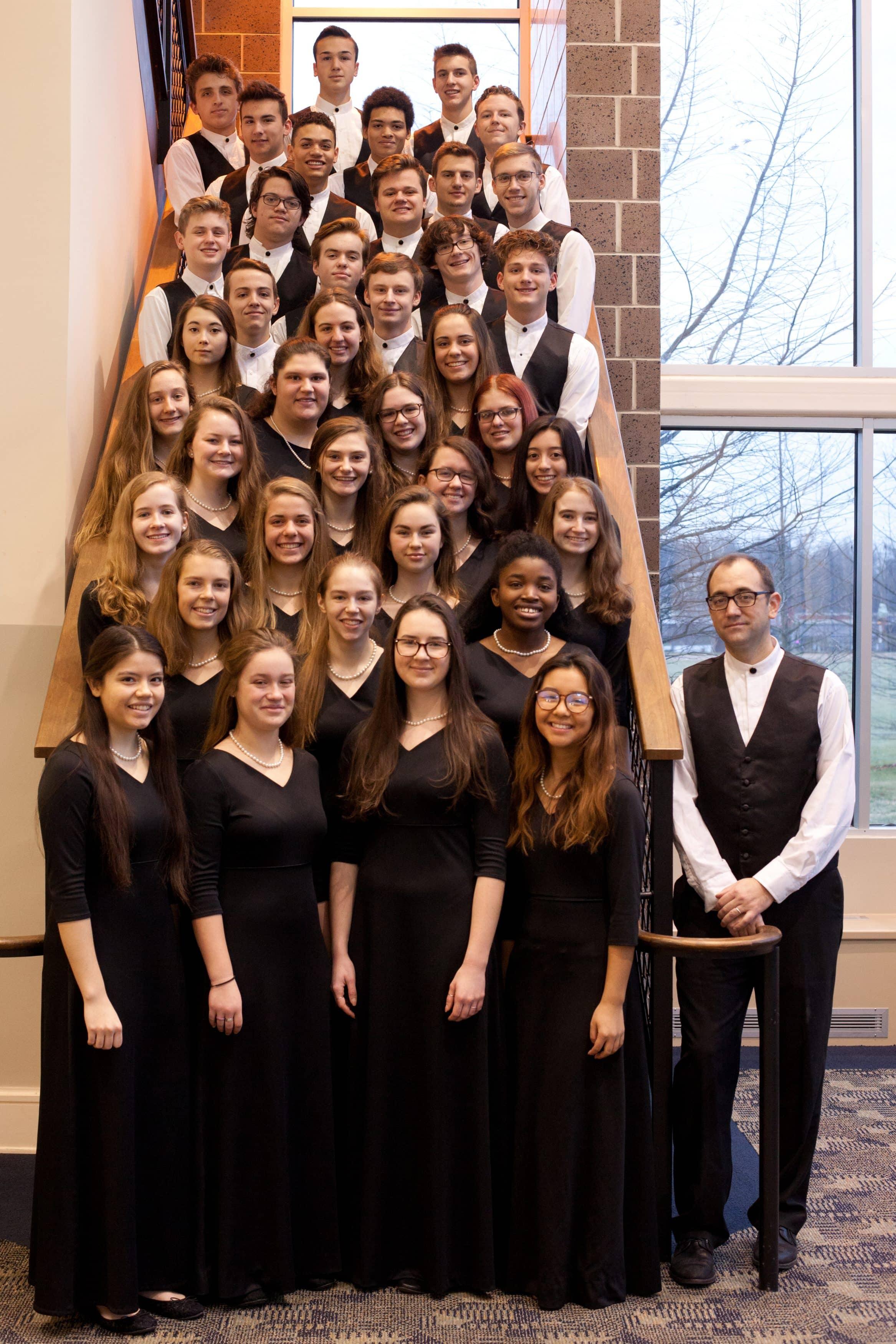 2020 EMHS Touring Choir