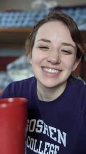 Lauren Gumm, after school care staff