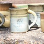 Class of 2020 alumni mugs by Herb Weaver '75