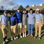 2019 golf state tournament team
