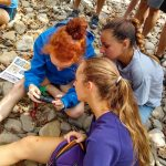 Outdoor environmental education, Bergton, fall 2019