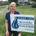 Susan Stoltzfus, 2nd grade teacher