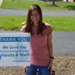 Erin Williams, elementary art teacher