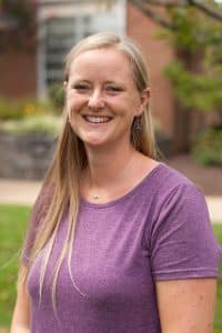 Karen Suderman, English for International Students and Bible teacher