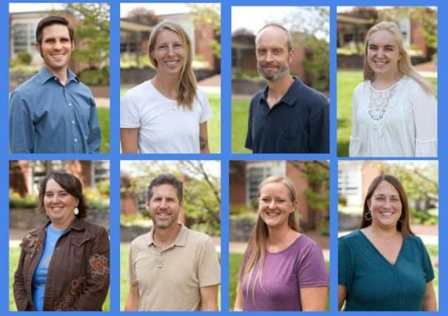 New faculty and staff 2020