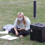 Leah Huyard, assistant director