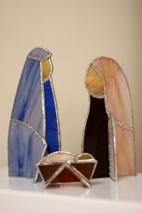 Anna Stemple, 12, Nativity, Stained Glass