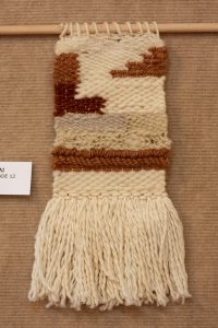Natalie Clark, 12, Morning Chai, Weaving