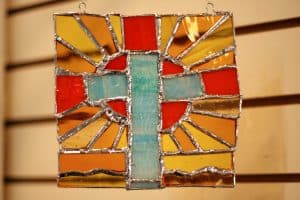 Nathan Phillips, 11, Stained Glass