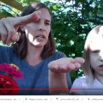Fall 2020 peace pledge intro video with sign language