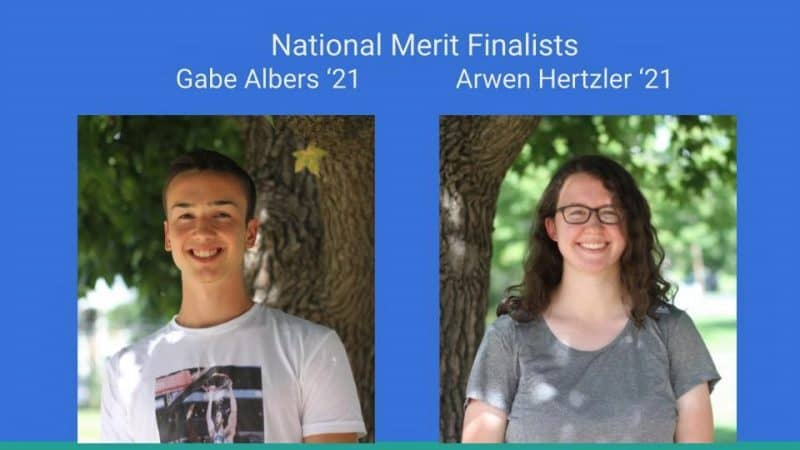 national merit finalists 21