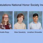 National Honor Society Induction 2021