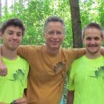 Discovery 2011 with Eli Wenger '13 and Ryan Beachy '12