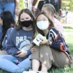 Students enjoy Beach Day, 2021