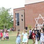 Sword dance, 5th grade graduation 2021