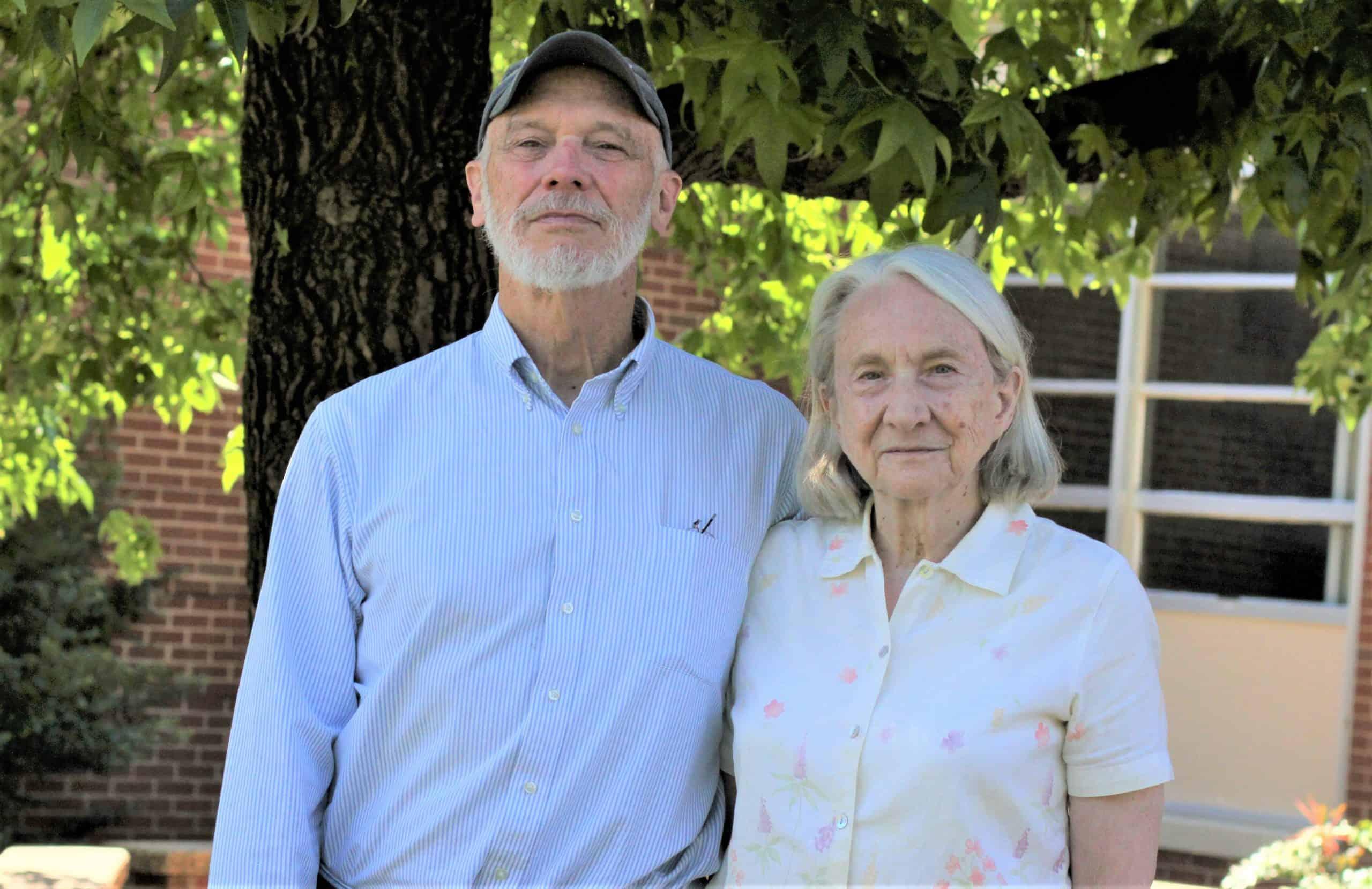 John and Kathryn Stoltzfus Fairfield, both class of '66