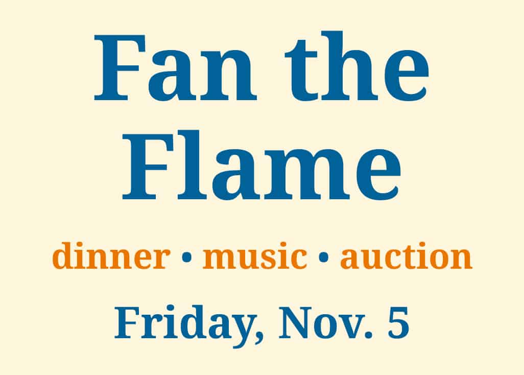 Fan the Flame Auction