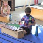 Elementary music program