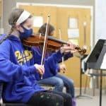 Middlel school strings