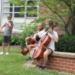 Middle school strings