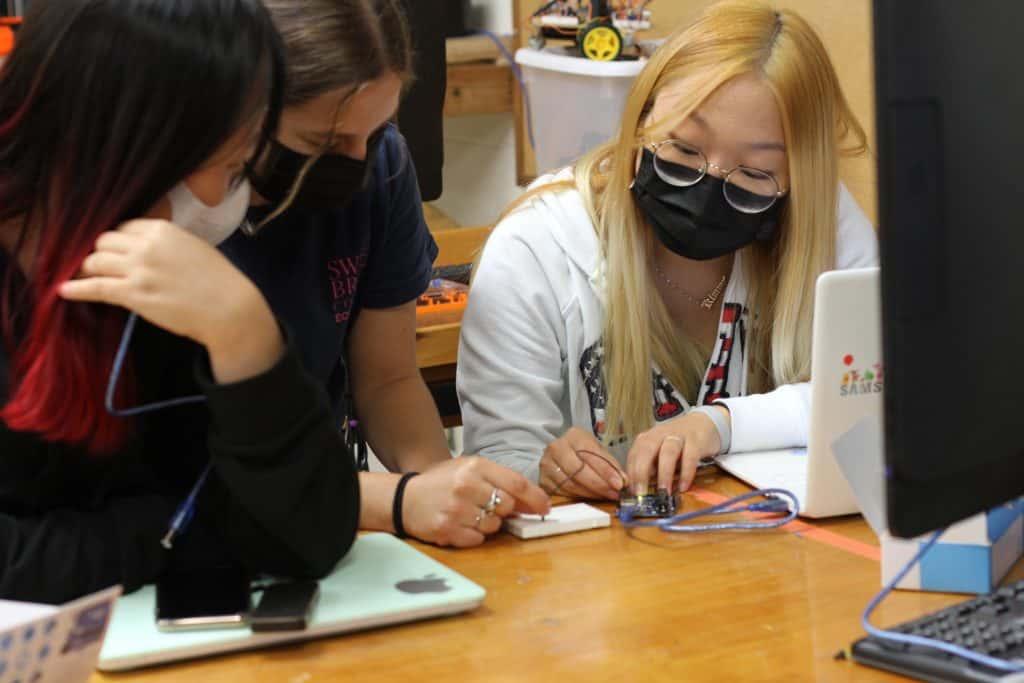 Collaborative work in Robotics II
